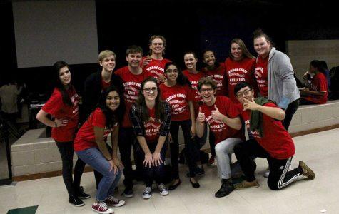 Hebron Choir high school-middle school game night