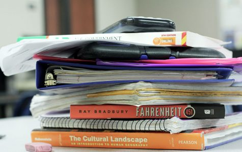 Does the amount of homework correlate with stress students take?