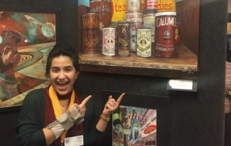 Students place at Visual Arts Scholastic Event state competition