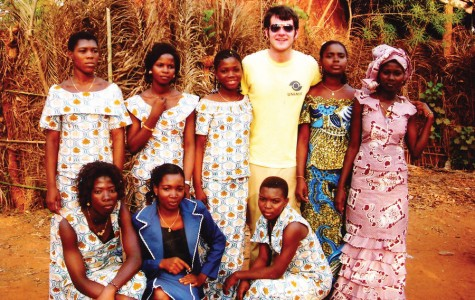 Former peace corps volunteer changes focus to classroom