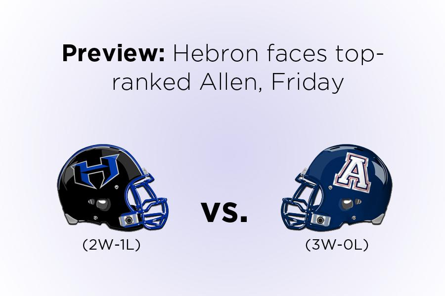 Preview: Hawks Football takes on Allen, Friday