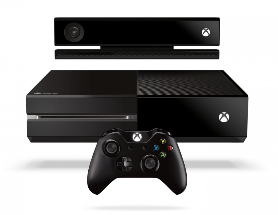New Xbox One entertainment console
