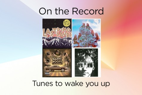 On the Record: Tunes to wake you up