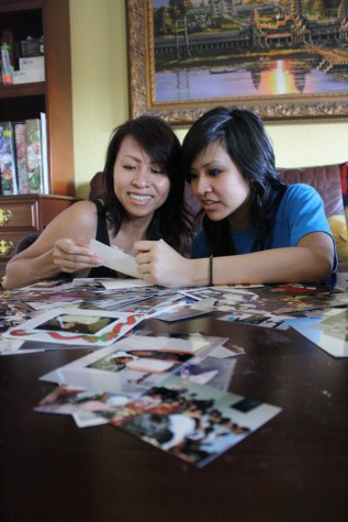 Cambodian genocide survivor learns to cope with memories of terror