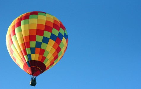 During the annual Plano Balloon Festival, hot air balloons like the one pictured are released.