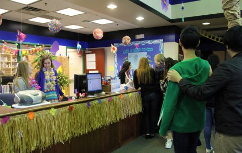 """""""Book Paradise"""" spices up library for incoming books"""