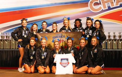 In It To Win It: Cheer finishes with undefeated season