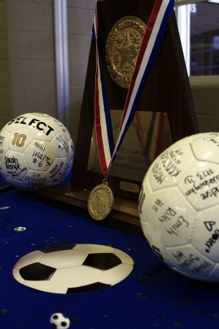 Photo Gallery: Girls soccer receives state rings