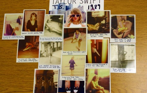 """Taylor Swift's new album sends listeners back to """"1989"""""""