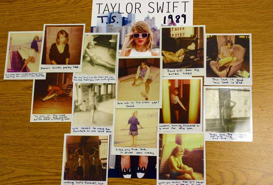 "Taylor Swift's new album sends listeners back to ""1989"""