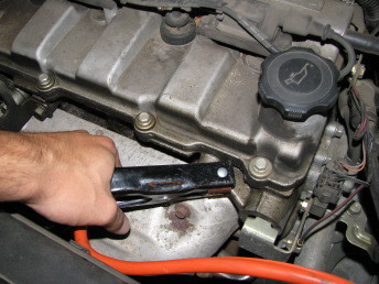DIY: How to jump start a car