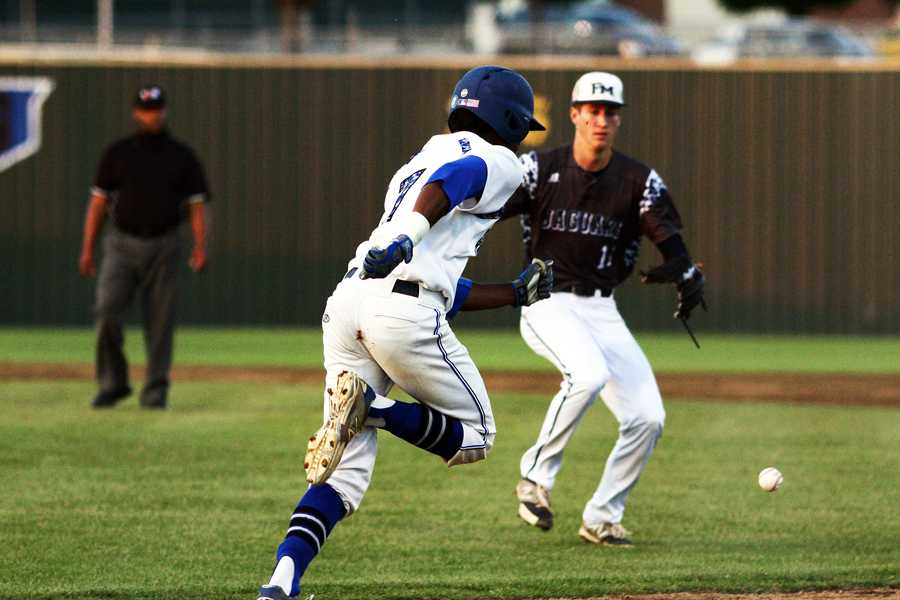 Varsity baseball vs. Flower Mound