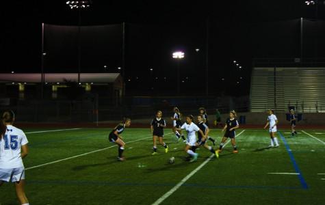 Girls Varsity Soccer Vs. Plano