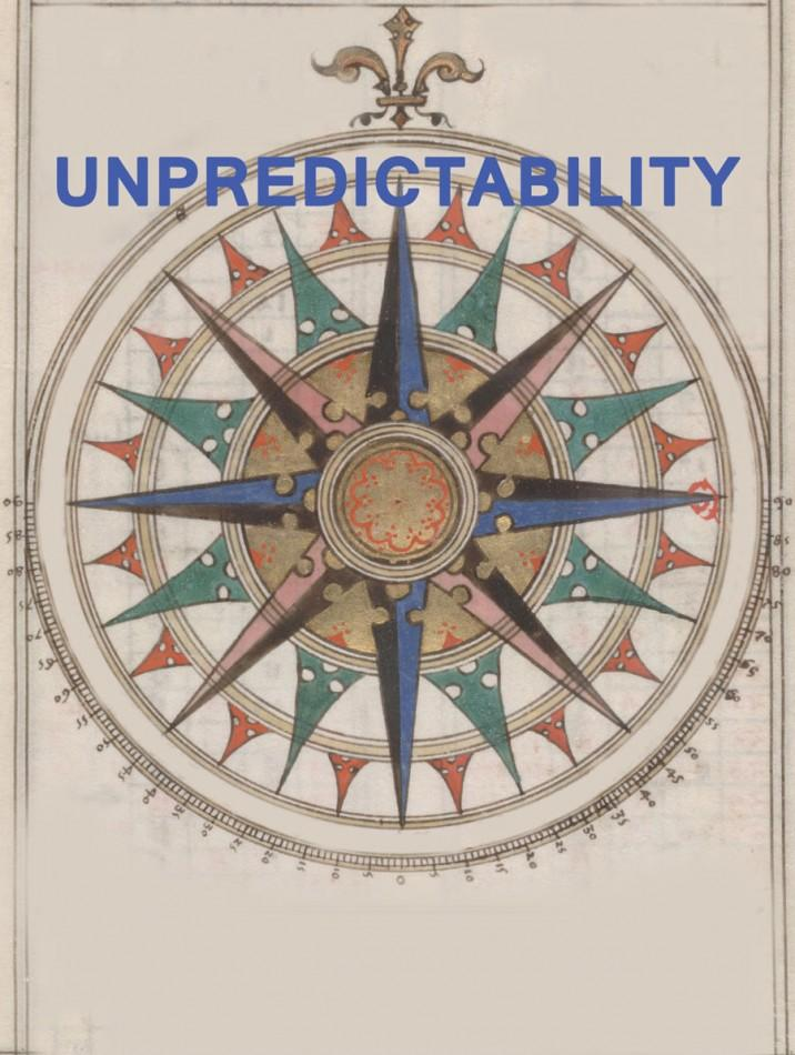 I choose unpredictability