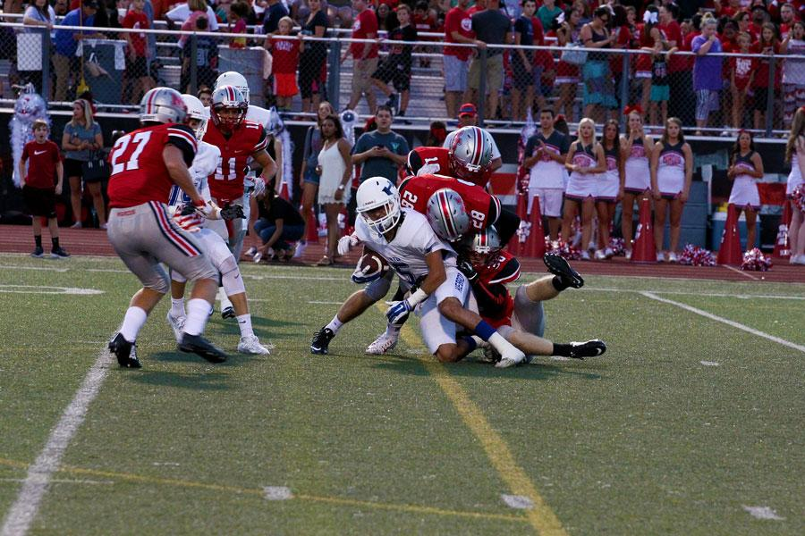 Photo Gallery: Football 9/18