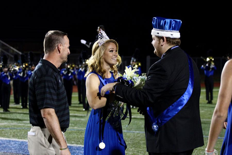 Photo Gallery: Homecoming game, 9/25