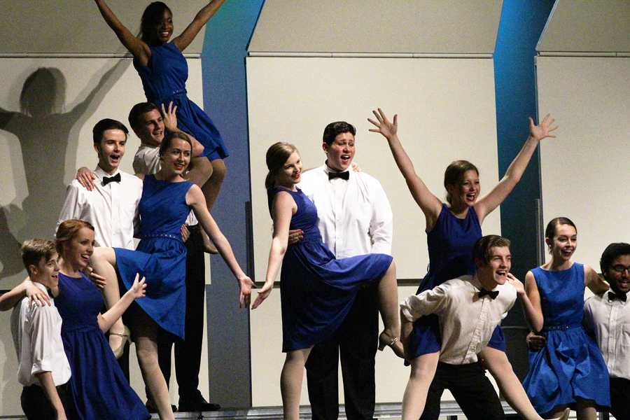 Photo gallery: Choir Spring Show