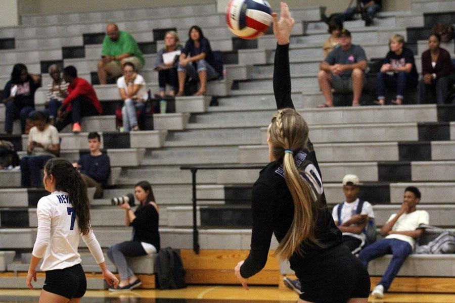 Lady Hawks fall short against Allen