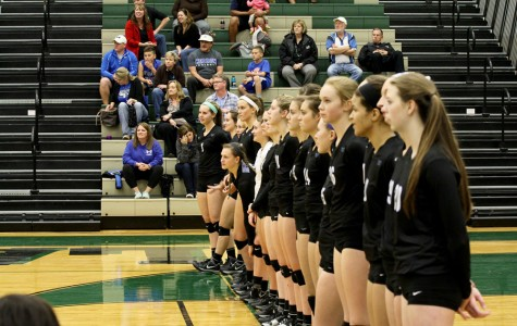Lady Hawks cruise past Byron Nelson in first round