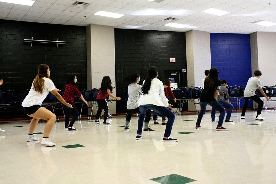 Photo Story: DFC Practice 10/8/15