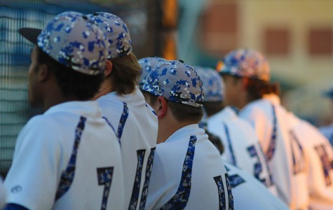 Varsity baseball vs. Plano East