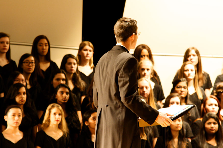 Photo Gallery: Choir Holiday Concert