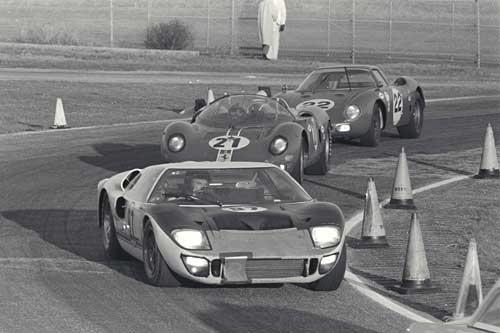 The pursuit of automobiles