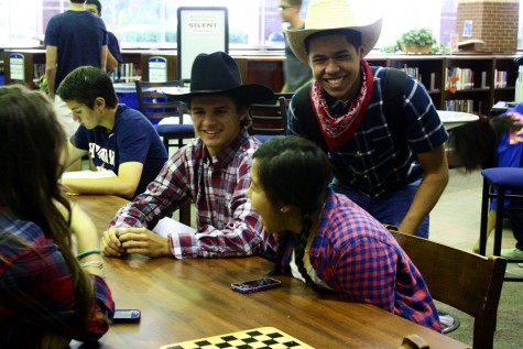 Photo Gallery: Homecoming dress up days