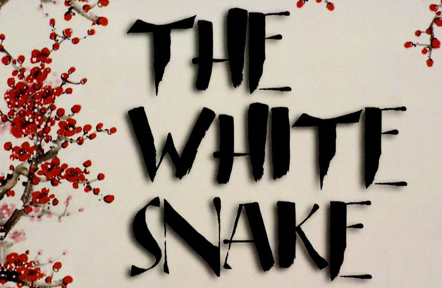 The White Snake is slithering its way here
