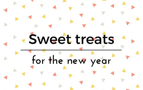 Sweet treats for the new year