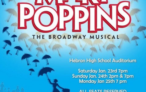 Mary Poppins comes to the stage