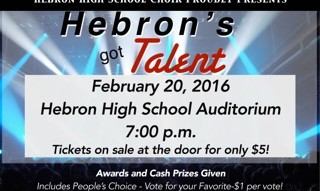 Hebron's Got Talent