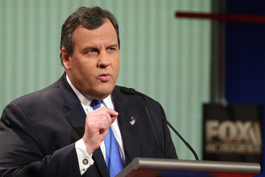 Chris Christie: 53 years old, current governor of New Jersey
