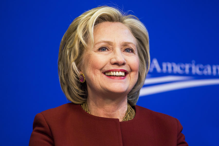 Hillary Clinton: 68 years old, former first lady, Secretary of State and US Senator (NY)