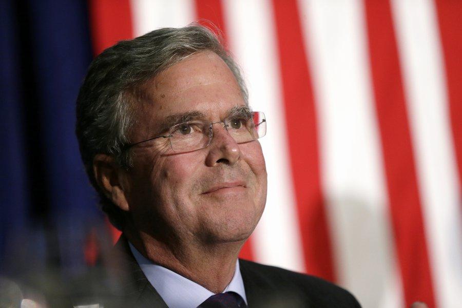 Jeb Bush: 62 years old, former governor of Florida
