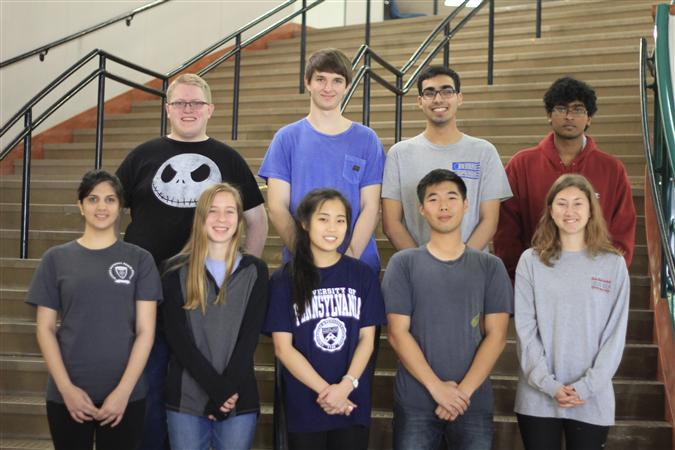 National Merit Finalists look back on accomplishment, give advice