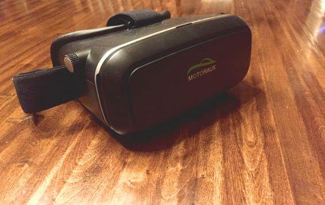 Virtual reality becomes a reality