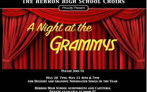 "Choir presents ""A Night at the Grammys"""