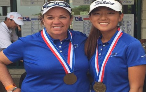 Freshman seizes third at state golf tournament