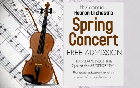 Mix of bittersweet memories for spring orchestra concert