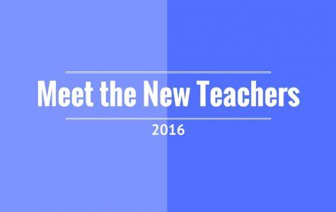 Meet the New Teachers