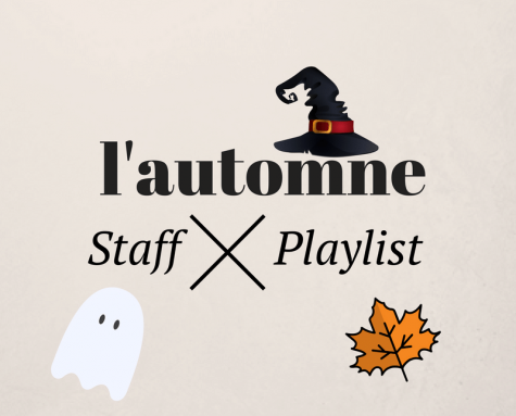 Staff Playlist: l'automne