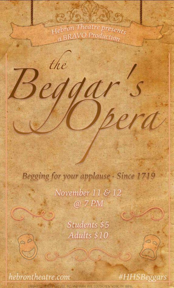 "Bravo theater presents ""Beggar's Opera"""
