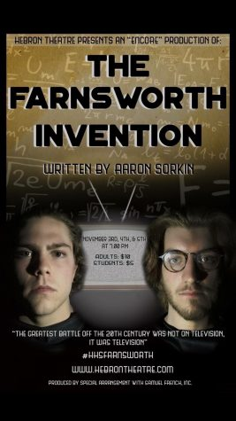 "Encore theater to perform ""The Farnsworth Invention"""