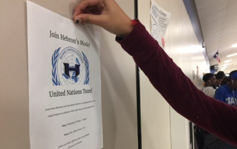 Model UN to host first meeting of the year