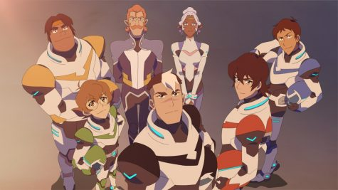 Voltron's second season is out of this world