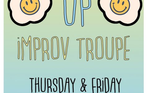 Improv troupe presents Funny Side Up