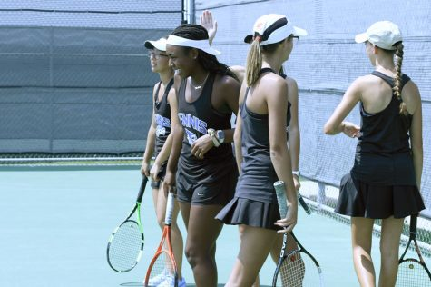 Tennis faces Marcus Tuesday following loss at Allen