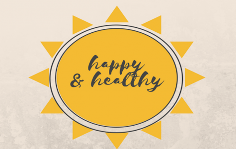 Happy&Healthy: glass half full