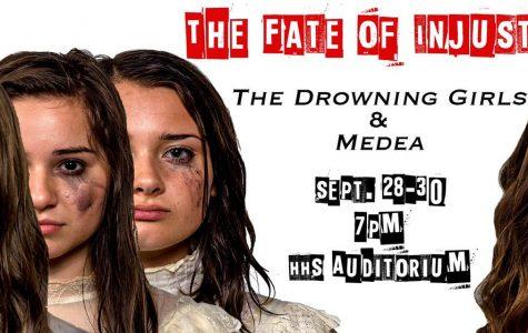 Hawk Theatre Company presents double feature show